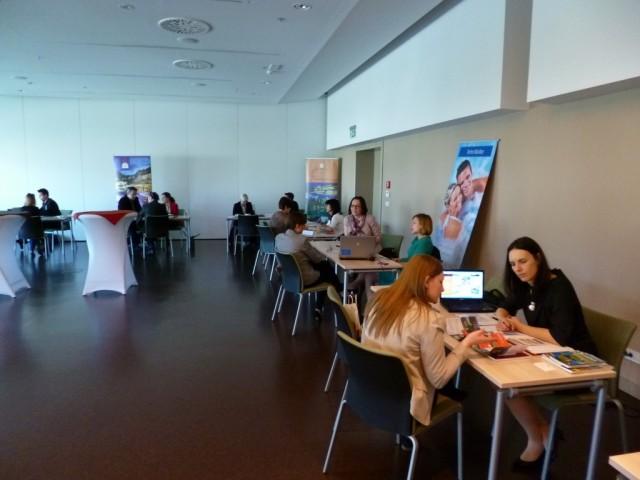 Slovenija predstavila business ponudu