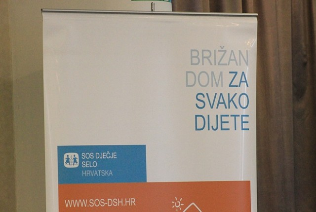 SOS Dječje selo Hrvatska predstavilo novi projekt