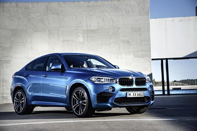 Cro Auto Show: BMW X6 M