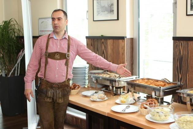 Tradicionalni šarm Njemačke u bavarskom restoranu Maximilian