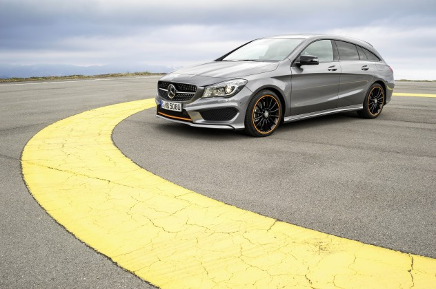 Cro Auto Show: Mercedes-Benz CLA 250 4MATIC Shooting Brake (X117) 2014