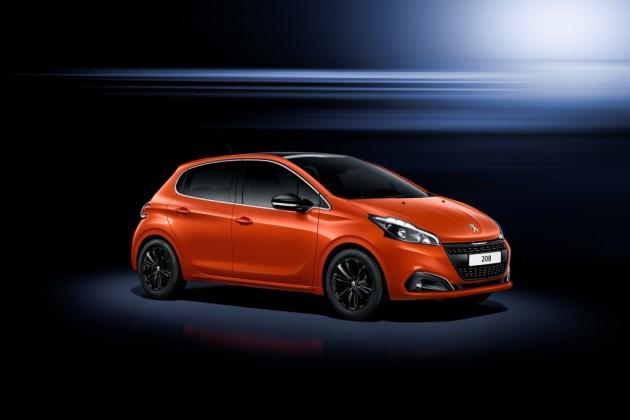 Cro Auto Show: Peugeot 208