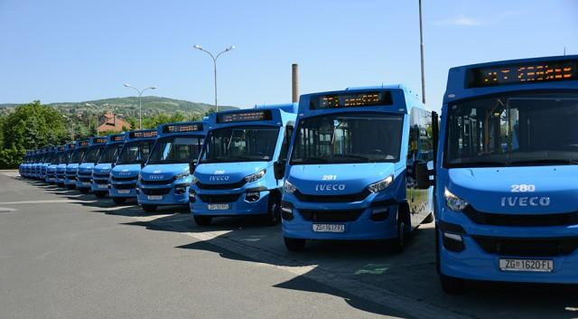 ZET predstavio plinske autobuse
