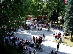 Projekt uređenja Studentskog doma Stjepan Radić