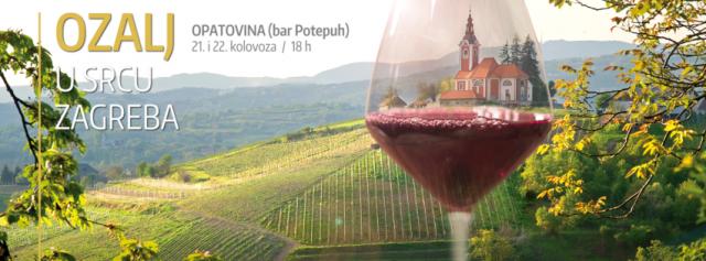 Ozalj u srcu Zagreba - vina i delicije Žumberačkog gorja