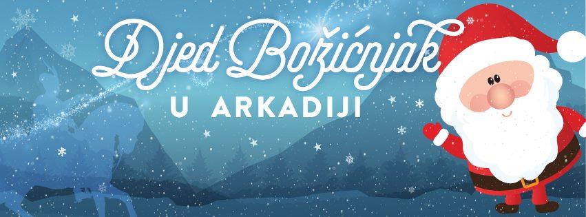 Djed Mraz u Arkadiji