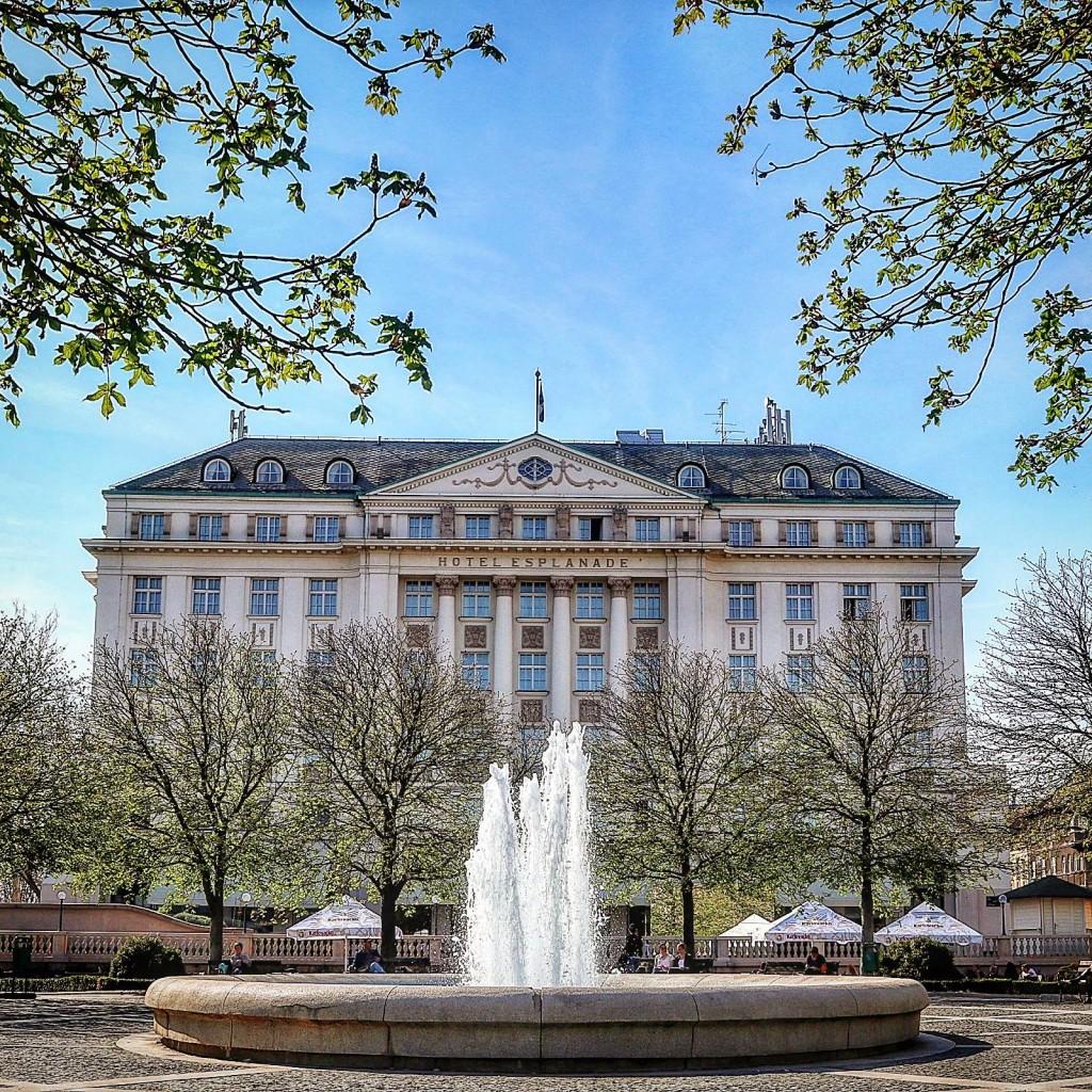 Hotel Regent Esplanade