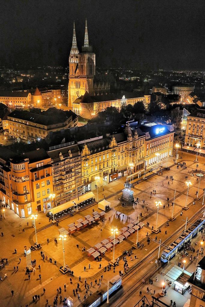 Zagreb Eye je vidikovac u srcu glavnoga grada Hrvatske. Smješten je na Trgu bana Jelačića u Zagrebu, na 16. katu - samom vrhu Zagrebačkog nebodera u Ilici...