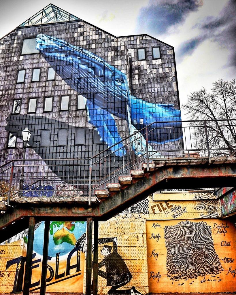 Grafit Tesle