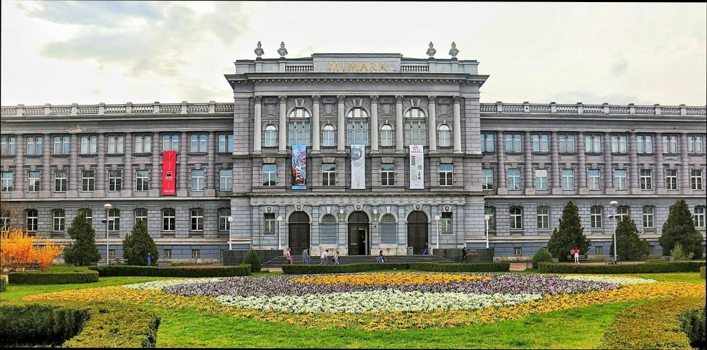 Muzej Mimara nastao je donacijom svjetski poznatog skupljača umjetnina Ante Topića Mimare i njegove supruge Wiltrude Mimare koji je otvoren za javnost 1987. godine na Rooseveltovom trgu u Zagrebu.