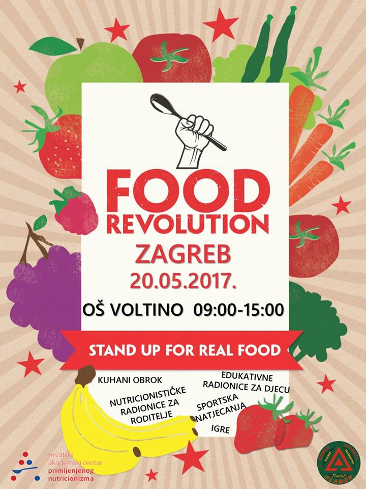 Food Revolution Dan Zagreb